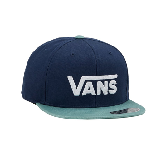 Vans Snapback Dress Blues/Oil Junior