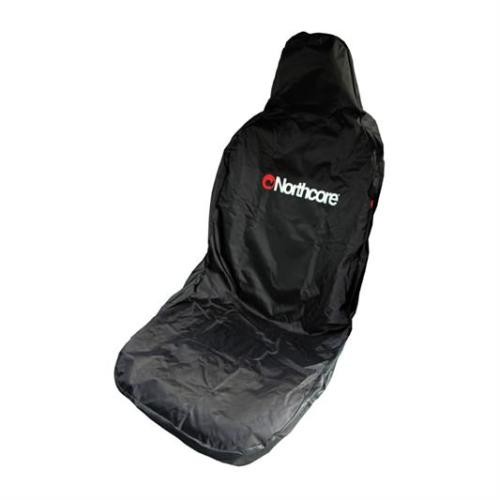 Single Waterproof Car Seat Cover Black