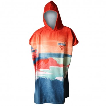 After Poncho Biarritz omkleed poncho