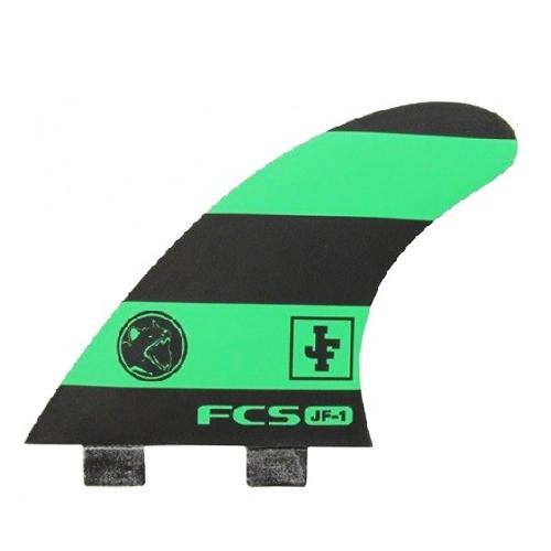 FCS FINS JF-1 PG Thruster Set Medium