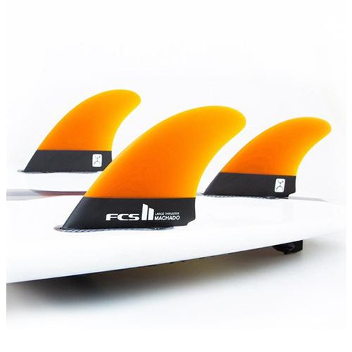 FCS II RM PG Medium Tri Keel Fins