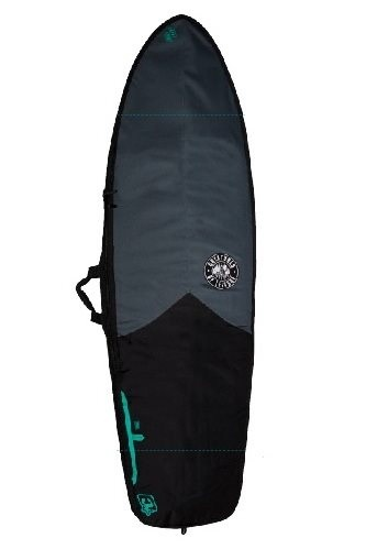 CREATURES OF LEISURE BOARDBAG Retro Fish Day Use 5'10''