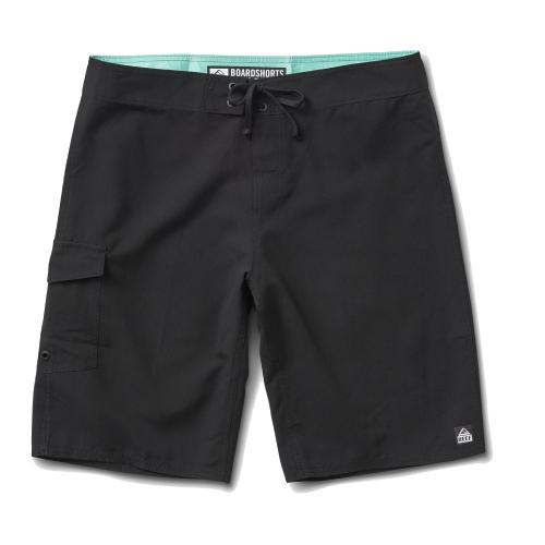 Reef Lucas 4 Shorts Black