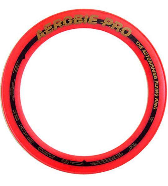 Aerobie Pro Ring Red