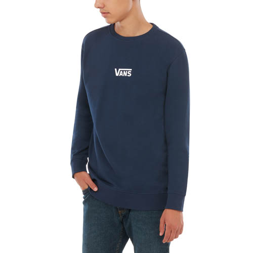 Vans Kids French Terry Classic Dress Blues