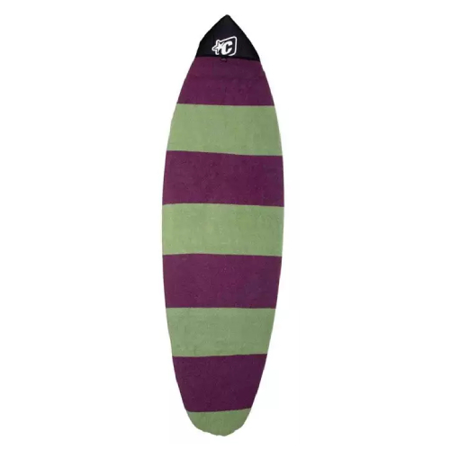 "CREATURES OF LEISURE BOARDSOX 6'7"" Retro Fish Slate Plum"