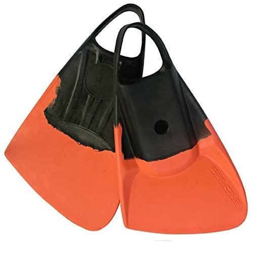 Vision Blade Swim Fins Orange Black