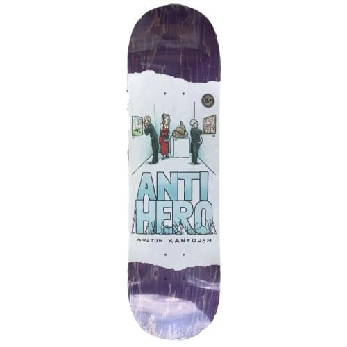 Anti Hero Austin Kanfoush Expressions Deck 8.4