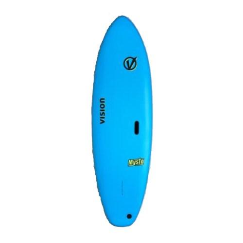 "Vison Surfboard Mysto Cyan 6'0""'"