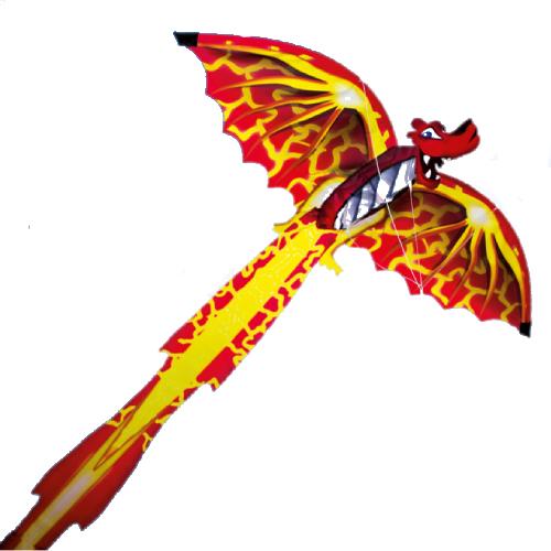3D Dragon Eenlijner