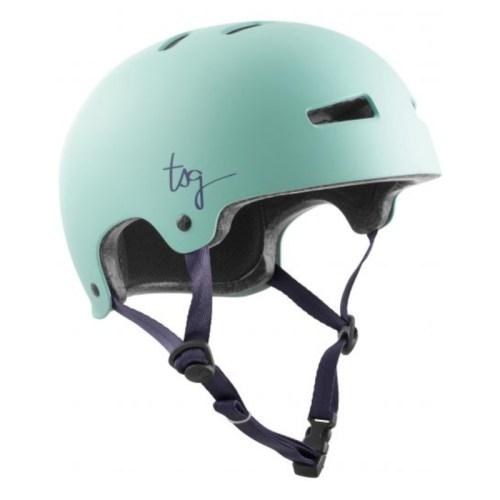 TSG Helm Evolution Satin Mint
