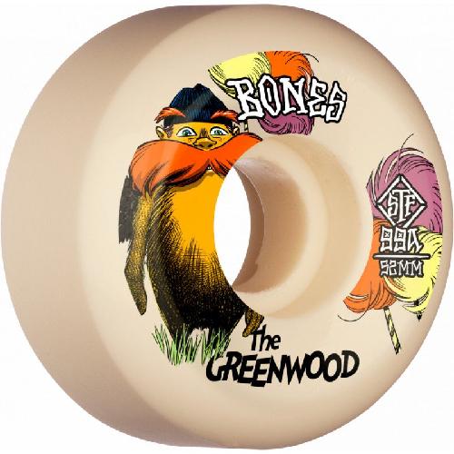 The Greenwood 52 V5 Sidecut 99A