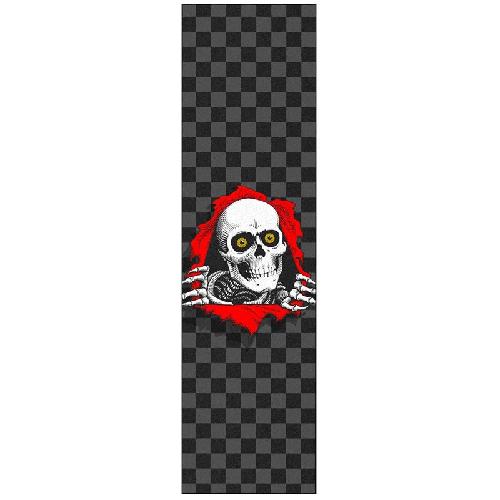 Powell Peralta Ripper Checkers Black Gr