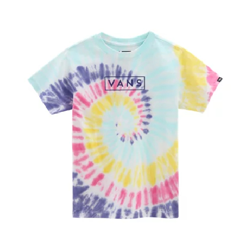 Vans Tie Dye Easy Box T-Shirt
