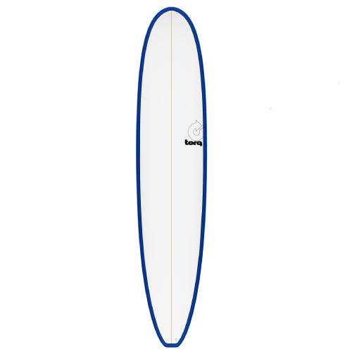 Torq Longboard Dark BLue White Deck 9'0