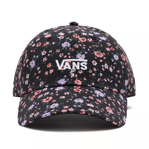 Vans Court Side Printed Cap Covered Ditsy