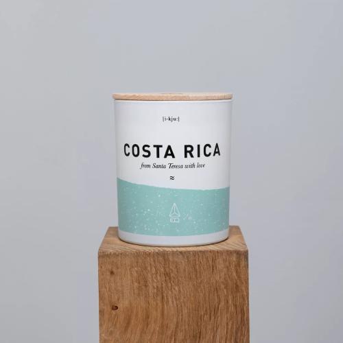 EQ Natural Scented Candle - Costa Rica
