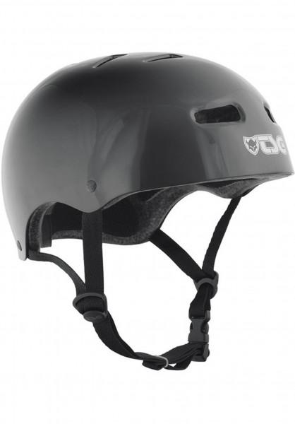 TSG Skate/BMX Solid Color Injected Black