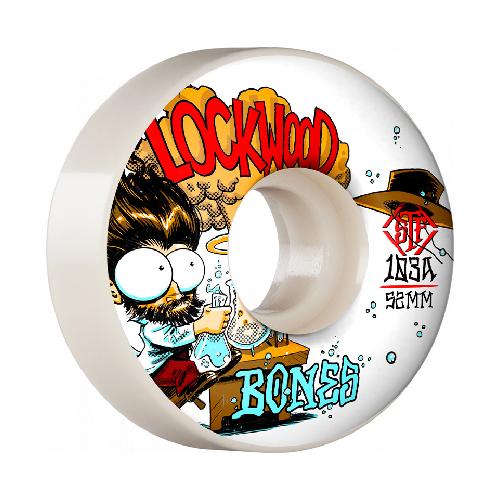 Bones STF Lockwood Experi/Mental Slims Wheel 52mm 103a