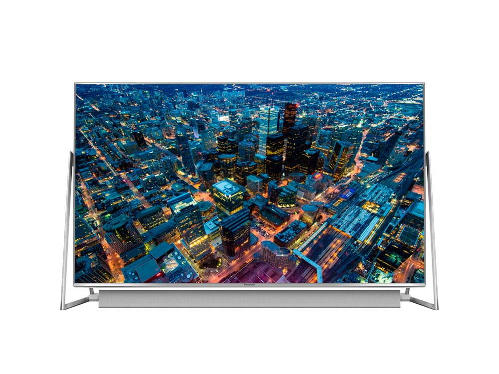 PANASONIC VIERA DX800 4K Pro TV_fronte