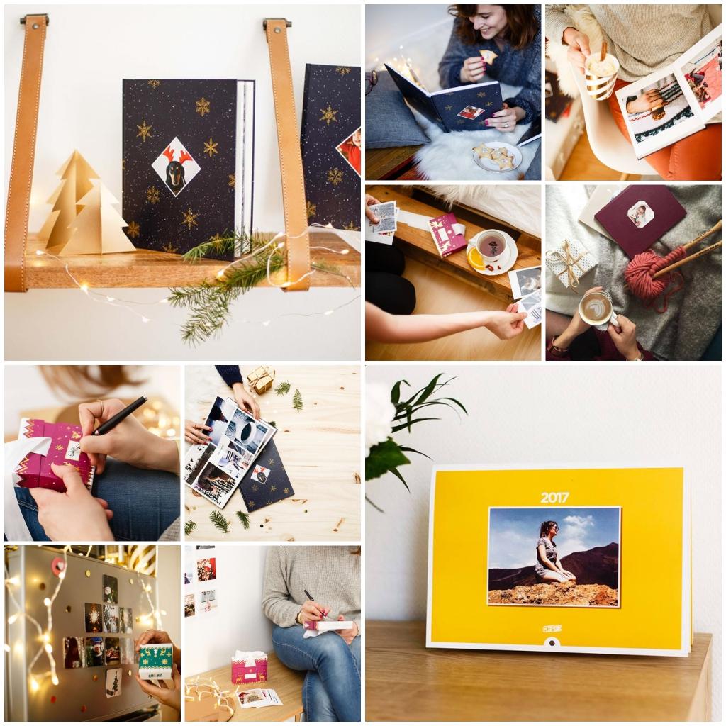 Cheerz: calamiti, polaroid, calendari, fotolibri. Ottime idee regalo per lui e per lei.