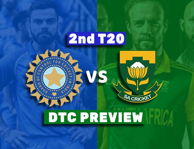 SA vs IND 2nd T20I Dream11 Team Prediction: Preview| Series win for India?