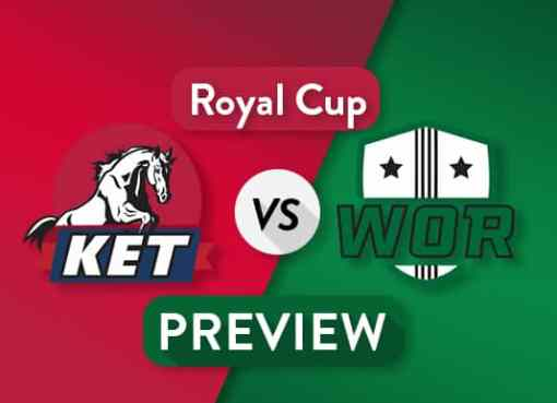 KET vs WOR Dream11 Team Prediction: Preview | First Semi Final