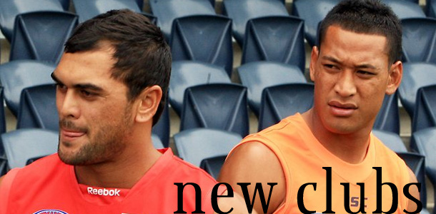 Gold Coast Suns and GWS Giants