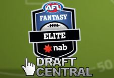AFL Fantasy Elite / Draft basics