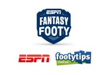 Roy's great start in ESPN Footy Tips Fantasy