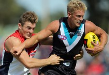 Power v Demons NAB Cup Review