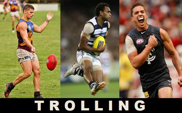 Trolling R3