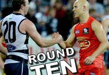 Stevie J v Ablett: Round 10 Review