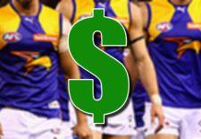 West Coast Eagles AFL Fantasy Prices 2014