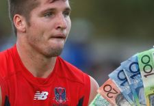 Melbourne AFL Fantasy Prices 2015