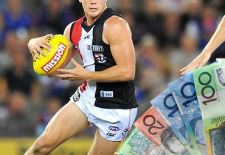 St Kilda AFL Fantasy Prices 2015