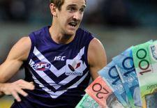Fremantle AFL Fantasy Prices 2015