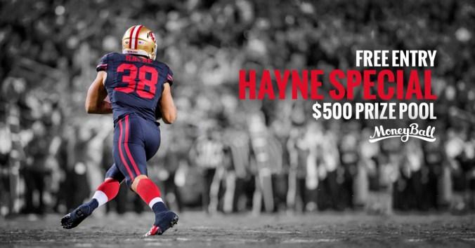 *NEW* Jarryd Hayne Special - Enter Now!