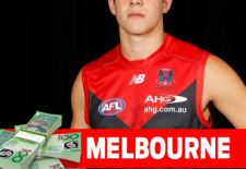 Melbourne AFL Fantasy Prices 2016