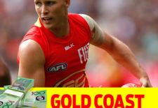 Gold Coast AFL Fantasy Prices 2016