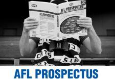 Pre-order the 2017 AFL Prospectus