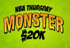 Moneyball NBA contests are back!