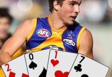 Andrew Gaff – Deck of DT 2017