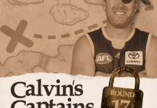 Calvin's Captains – Rd. 17