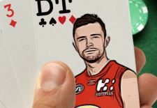 Pearce Hanley – Deck of DT 2018