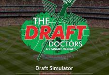 The Draft Doctors Mock Draft Website