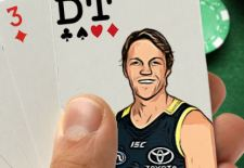 Rory Sloane – Deck of DT 2018