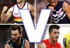 Versus – Round 12