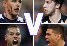 Versus – Round 15
