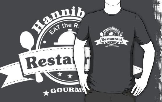Hannibal - Eat the Rude T-Shirt